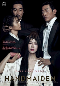 [韓] 下女的誘惑-加長版 (The Handmaiden) (2016)