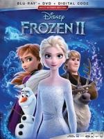 [英] 冰雪奇緣 2 3D (Frozen 2 3D) (2019) <2D + 快門3D>[台版]