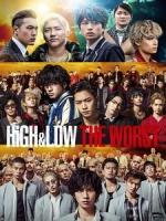 [日] 熱血街頭 - 極惡之道 (High & Low The Worst) (2019)[台版字幕]