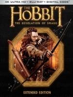 [英] 哈比人 - 荒谷惡龍 加長版 (The Hobbit - The Desolation of Smaug Extended Edition) (2013)[台版]