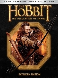 [英] 哈比人 - 荒谷惡龍 加長版 (The Hobbit - The Desolation of Smaug Extended Edition) (2013)[台版]