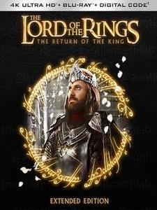 [英] 魔戒三部曲 - 王者再臨 加長版 (The Lord of the Rings - The Return of the King) (2003) [Disc 2/2][台版]