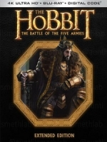 [英] 哈比人 - 五軍之戰 加長版 (The Hobbit - The Battle of the Five Armies Extended Edition) (2014)[台版]