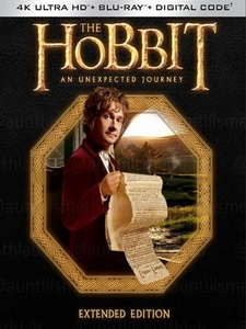 [英] 哈比人 - 意外旅程 加長版 (The Hobbit - An Unexpected Journey Extended Edition) (2012)[台版]