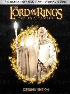 [英] 魔戒二部曲 - 雙城奇謀 加長版 (The Lord of the Rings - The Two Towers) (2002) [Disc 1/2][台版]